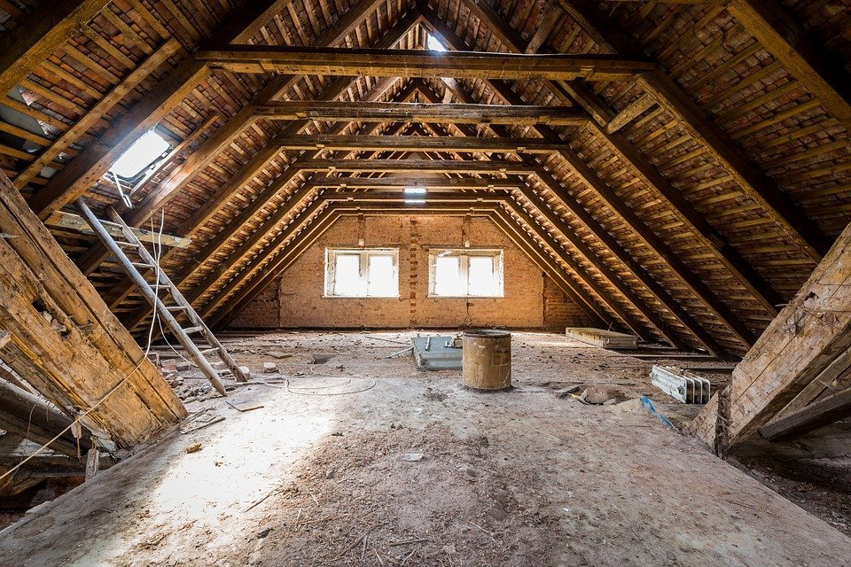 Attic Cleaning Restoration Get A Free Quote