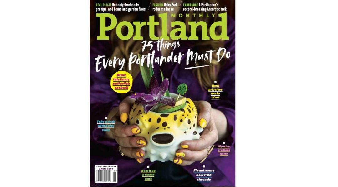 Portland Monthly Magazine Pest Control Pro Tip