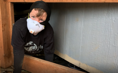 Why Do Homes Have A Crawl Space?